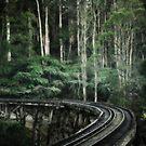 trestle bridge by wellman
