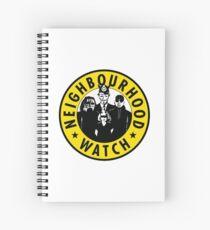 Neighbourhood Watch Spiral Notebook
