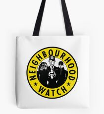 Neighbourhood Watch Tote Bag