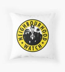 Neighbourhood Watch Floor Pillow