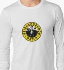 Neighbourhood Watch Long Sleeve T-Shirt