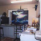 My Studio by JOHN COCORIS