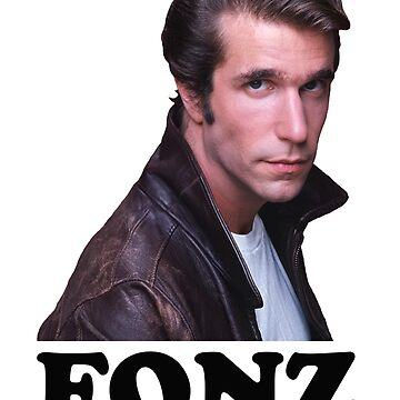The Fonz by red-rawlo