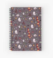 Premium Quality Pattern  Spiral Notebook