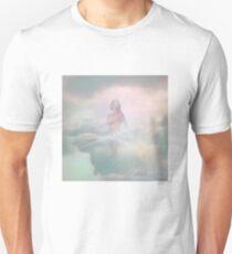 Camiseta unisex rey princesa coño es dios
