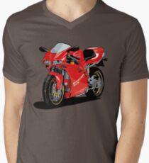 916 Men's V-Neck T-Shirt