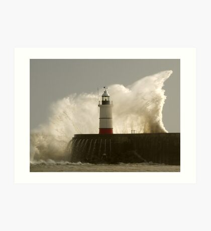 Another Storm ,Another Day Art Print