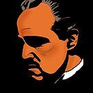 The Godfather Part I - Vito Corleone by Tom Heron
