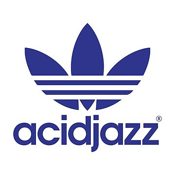 Acid Jazz - blue logo by maximempc