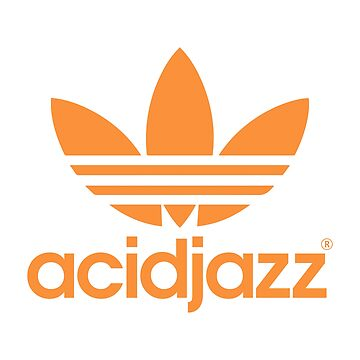 Acid Jazz - orange logo by maximempc