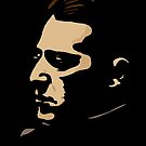 The Godfather Part II - Michael Corleone by Tom Heron