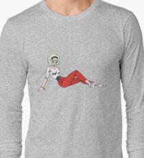 Sabrina classic comic Long Sleeve T-Shirt