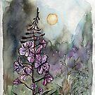blooming Sally by Yana Art