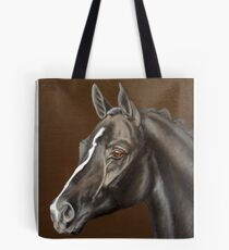 Sandhurst, Oldenburg Stallion Tote Bag