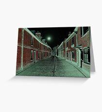 Lower Church Street Farnham. Greeting Card