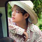 «Taehyung viajero - BTS V (paquete de verano)» de KpopTokens