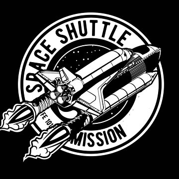 Space Shuttle Mission to the Stars by GarnetLeslie