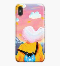 Peaceful iPhone XS Max Case