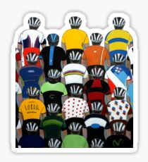Maillots 2015 Shirt Sticker