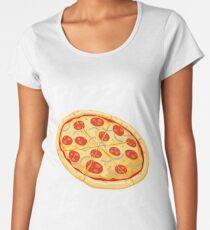 Pizza Women's Premium T-Shirt