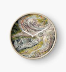 Milton`s Mysterious Dream-William Blake Clock