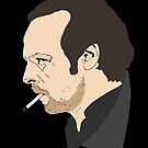 Simon Pegg - The Worlds End by Tom Heron