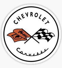 Corvette C1 Sticker