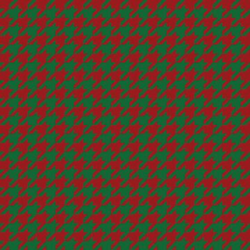 Houndstooth Christmas by vertigocreative