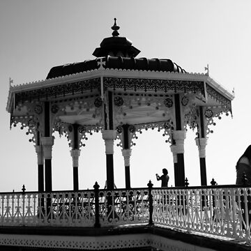 Brighton Bandstand  by aodhain