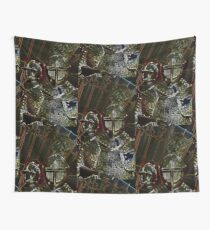 Knight In Shining Armour Wall Tapestry