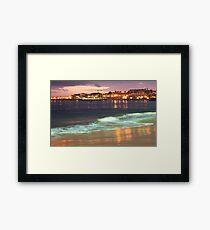 Cascais Bay Framed Print