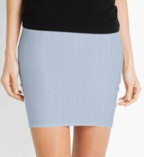 Silvery Mini Skirt