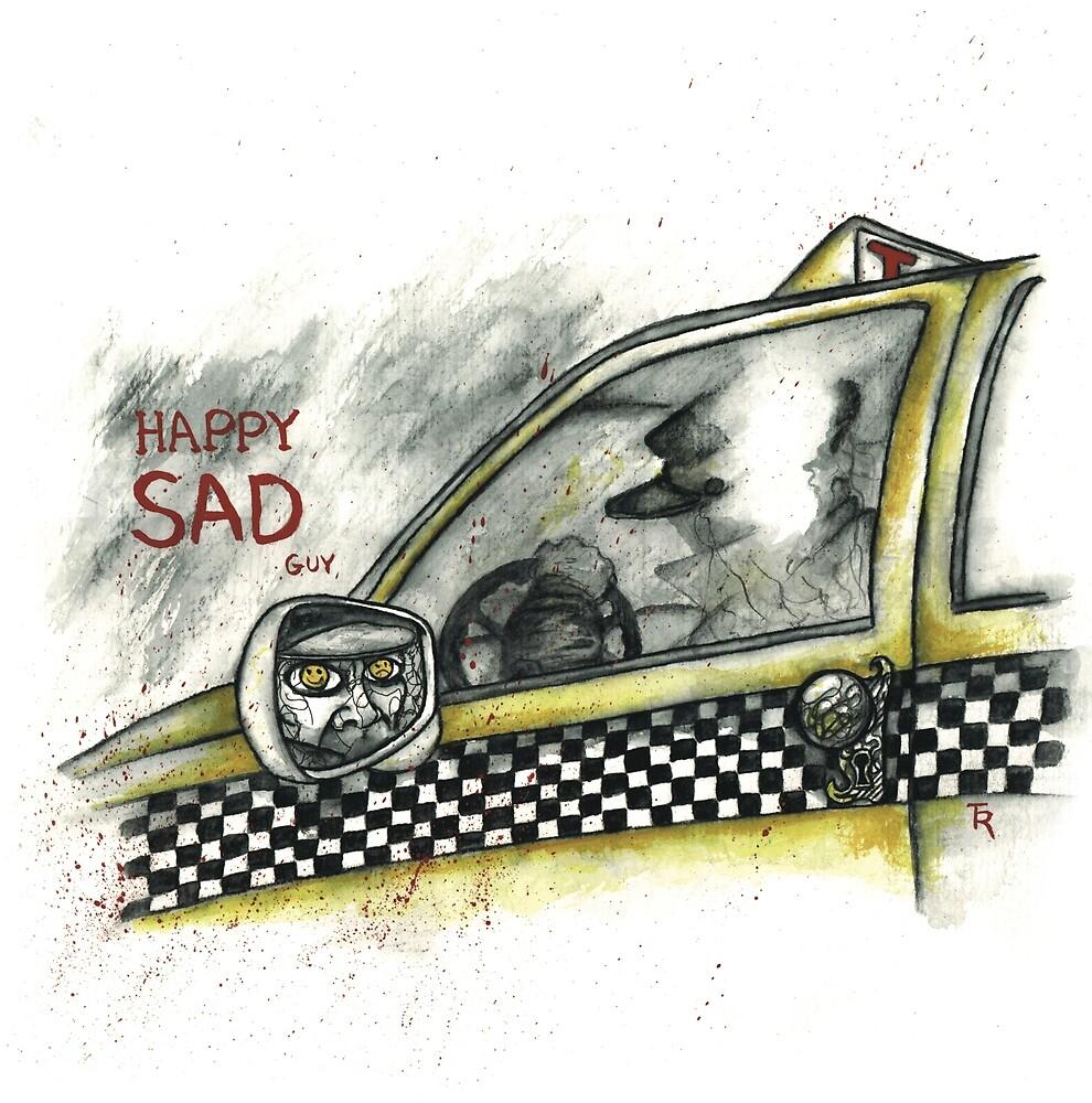 Happy Sad Taxi by HappySadGuy