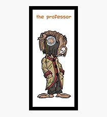 the guinea pig murders 4: professor wimbly... Photographic Print