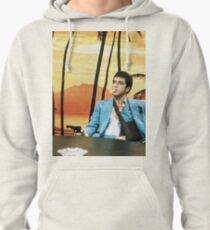 Scarface Pullover Hoodie