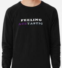 ASEXUALITY FEELING ACETASTIC ASEXUAL T-SHIRT Lightweight Sweatshirt