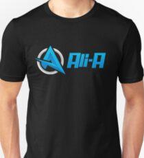Camiseta unisex Logotipo de Ali-A