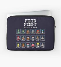 Food Fight Laptop Sleeve