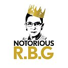 Notorious RBG: The Life and Times of Ruth Bader Ginsburg Supreme Court of the United States Judge Lawyer by Grampus
