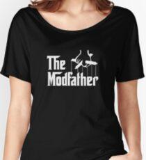 Vape The Modfather  Women's Relaxed Fit T-Shirt
