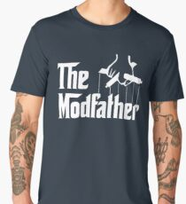 Vape The Modfather  Men's Premium T-Shirt