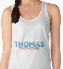 THOMAS the Movie logo Women's Tank Top