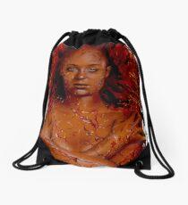 Dark Phoenix Drawstring Bag