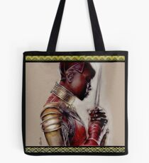 Warrior Okoye  Tote bag