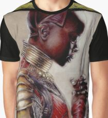 Warrior Okoye  Graphic T-Shirt