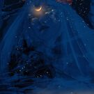 The Night- digital art by Donata Zawadzka