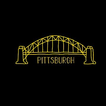 Pittsburgh  by abbybusis