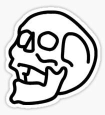 Droeloe Logo Sticker
