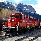 Rocky Mountain Train by Robert Goulet