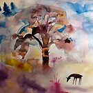 Waldgeschichte von Marianna Tankelevich